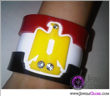 egypt-revolution-bracelet 31 Exclusive Arab Revolutions' Accessories Images