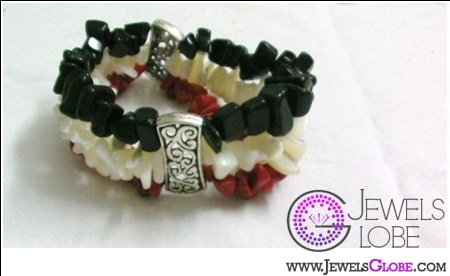 egyptian-flag-colored-bracelet 31 Exclusive Arab Revolutions' Accessories Images