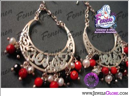 egyptian-revolution-gold-earring 31 Exclusive Arab Revolutions' Accessories Images