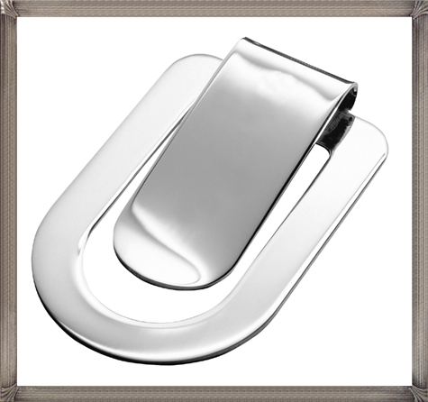 finely-crafted-Sterling-Silver-Money-Clip The 15 Most Popular Sterling Silver Money Clips