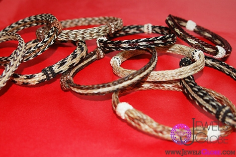 friendship-horsehair-bracelets The 33 Most Popular Horse Hair Jewelry Designs