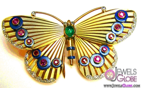 gem-brooches Top 10 Gemstone Brooches For Women