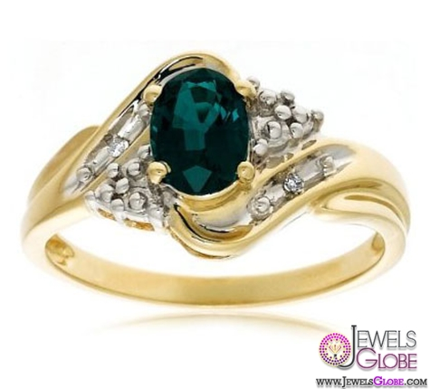 gold-created-emerald-ring A Quick Way to Get Cheap Emerald Rings For Sale