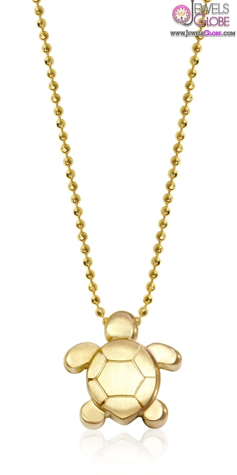 gold-pendant-designs-for-women The 29 Most Popular Gold Pendant Designs For Women
