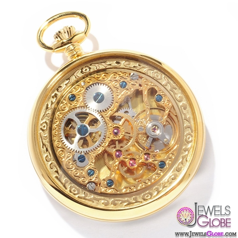 gold-pocket-watches-for-men Latest pocket watches for men (HOT Styles)