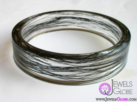 horse-hair-bangle-jewellery The 33 Most Popular Horse Hair Jewelry Designs