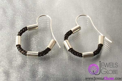 horse-hair-earrings The 33 Most Popular Horse Hair Jewelry Designs