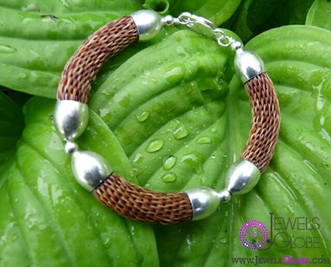 levny-brown-custom-horse-hair-jewelry The 33 Most Popular Horse Hair Jewelry Designs