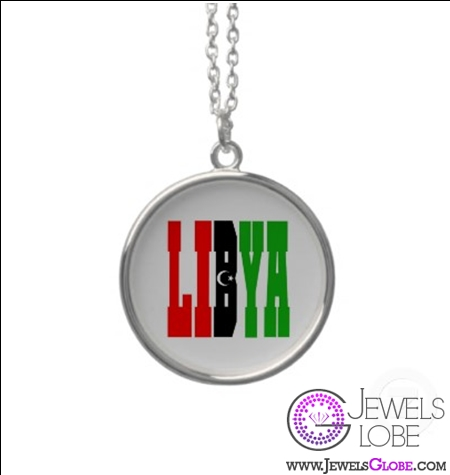 libya-revolution-necklace 31 Exclusive Arab Revolutions' Accessories Images