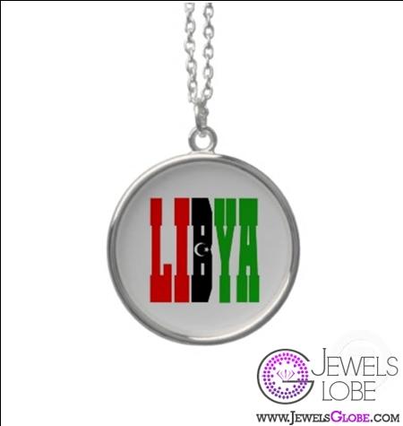 libya-revolution-necklace 31 Exclusive Arab Revolutions' Accessories Images