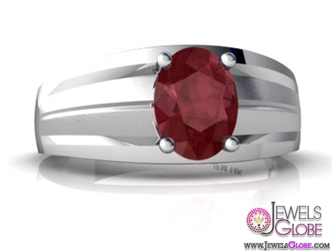 mens-ruby-rings Most Stylish Men's Ruby Rings Designs
