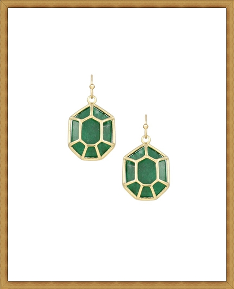 minnie-small-earrings-in-green Best Ways to Choose Most Stylish Earrings