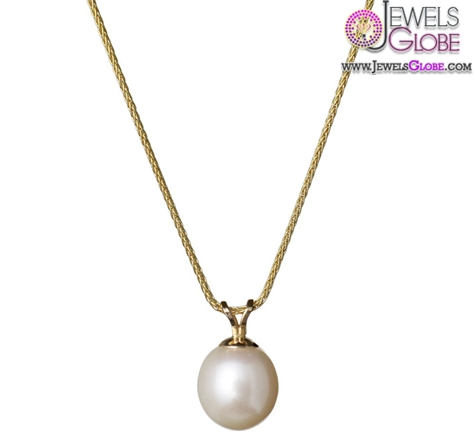 pearl-and-gold-necklace Top 20 Pearl Gold Necklace Designs