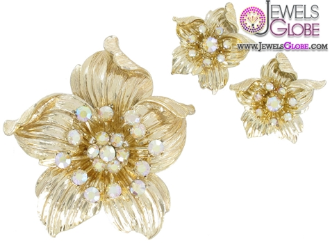 rhinestone-pin-brooches The 11 Best Designs of Rhinestone Brooches for Women