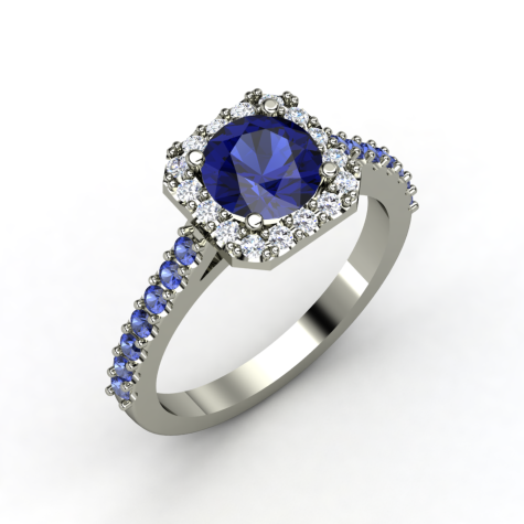 sapphire-wedding-rings-for-women-475x475 How to Choose Wedding Rings for Bride and Groom with Most Popular Designs