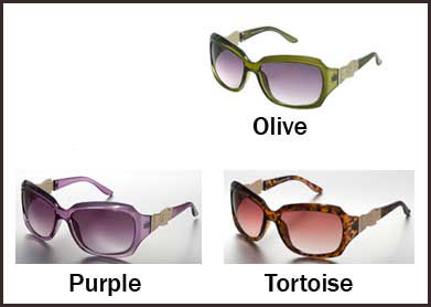 sunglasses-color 13 Dumb Mistakes Most Women Do When Wearing Accessories