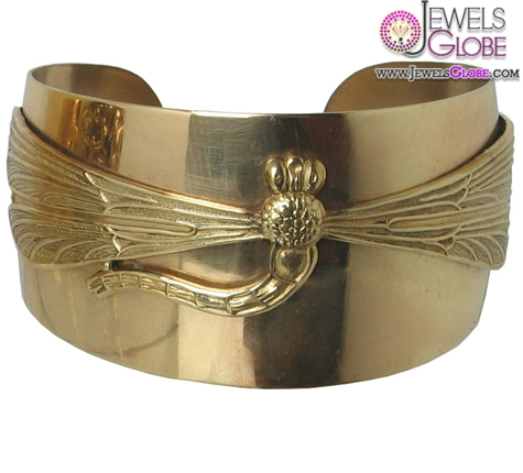 verderocks-dragonfly-cuff-brass-bracelet-for-women 35 Hot Cuff Bracelets For Women