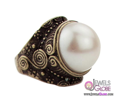 vintage-style-mythical-pearl-ring Top Pearl Rings For Sale